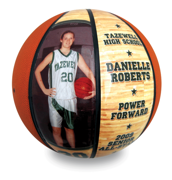 Customized Basketball